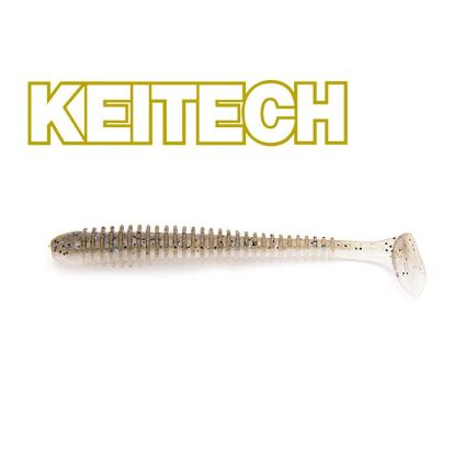 "Keitech 2.5"" Swing Impact Electric Shad 6cm/1g/10pcs"