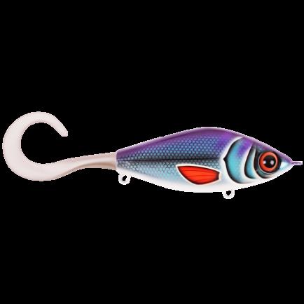 Strike Pro Guppie Peterson Shiner - Pearl White 13.5cm/120g