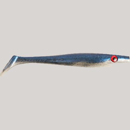 Strike Pro The Pig Shad Jr 106 Blue Shark 20cm/50g/2pcs