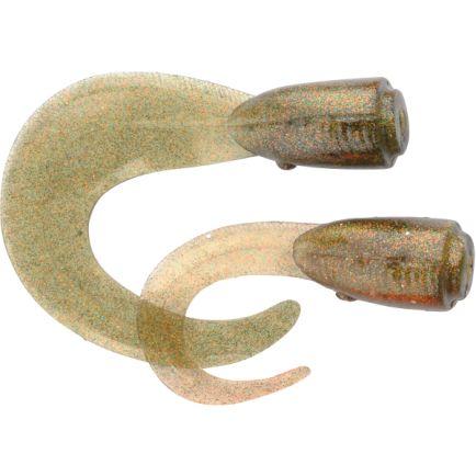 Savage Gear 3D Hard Eel Spare Tails Motor Oil 25cm/2pcs