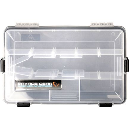 Savage Gear Waterproof Lure Box No.7 27.5x18x5cm