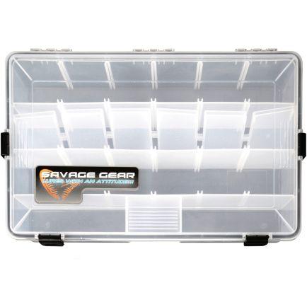 Savage Gear Waterproof Lure Box No.9 35.5x23x9.2cm