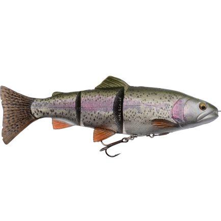 Savage Gear 4D Line Thru Trout Rainbow 20cm/98g