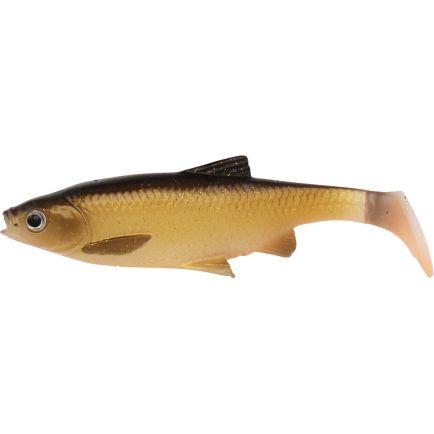 Savage Gear 3D LB Roach Paddle Tail Dirty Roach 10cm/10g/3pcs