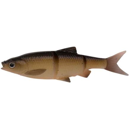 Savage Gear 3D LB Roach Swim n Jerk Dirty Roach 7.5cm/4g/4pcs