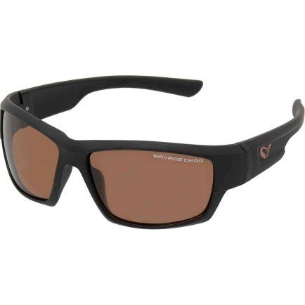 Savage Gear Shades Polarized Sunglasses - Dark Grey