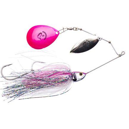 Savage Gear Da 'Bush Spinnerbait #4 Pink Flash 18cm/42g