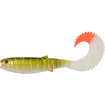 Savage Gear Cannibal Curl Tail Pike 10cm/5g
