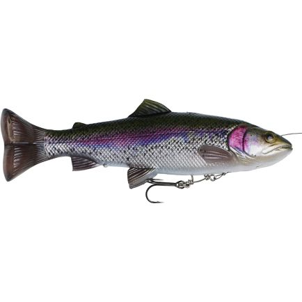 Savage Gear 4D Pulse Tail Trout Rainbow Trout 20cm/102g