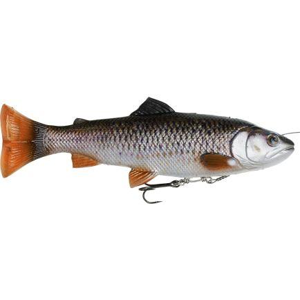 Savage Gear 4D Pulse Tail Trout Chub 20cm/102g