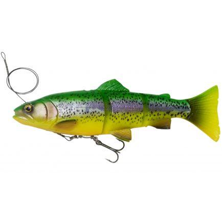 Savage Gear 4D Line Thru Trout Fire Trout 15cm/35g