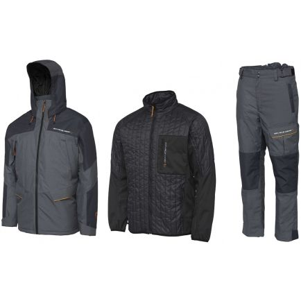Savage Gear Thermo Guard 3-piece Suit #XXL