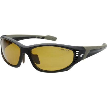 Scierra Wrap Arround Ventilation Sunglasses Yellow Lens