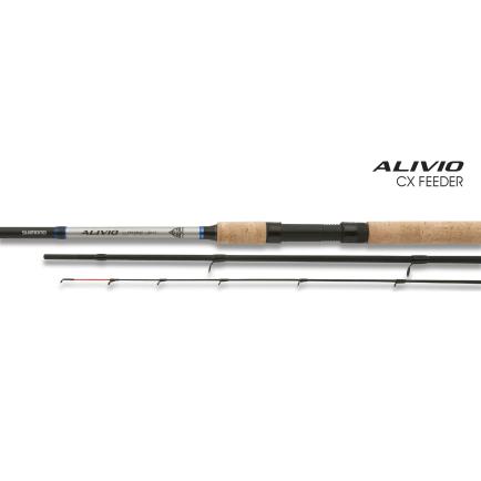 Shimano Alivio CX Feeder 4.20m/428g/-150g