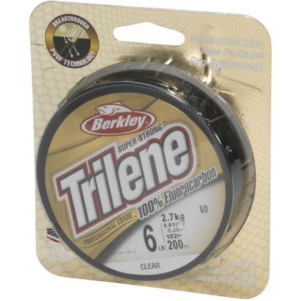 Berkley Trilene Fluorocarbon Clear 0.22mm/3.7kg/50m