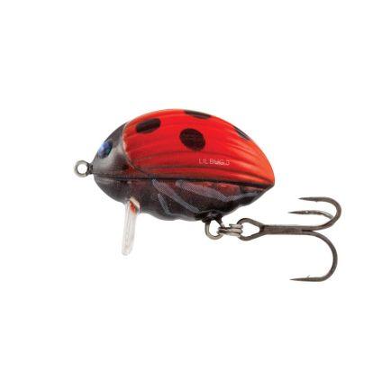 Salmo Lil' Bug Ladybird 3cm/4.3g