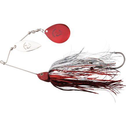 Savage Gear Da 'Bush Spinnerbait #3 Red Silver Flash16cm/32g