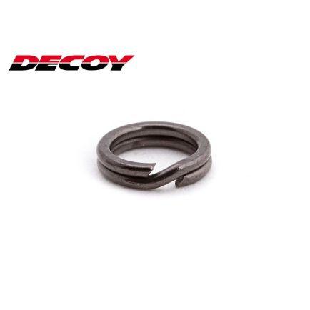 Decoy Light Split Rings #1/4mm/9kg/20pcs