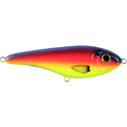 Strike Pro Buster Jerk II C533 Blue Parrot 12cm/37g