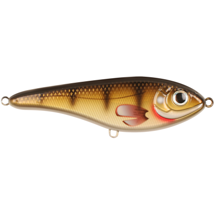 Strike Pro Baby Buster C626 Natural Walleye 10cm/25g