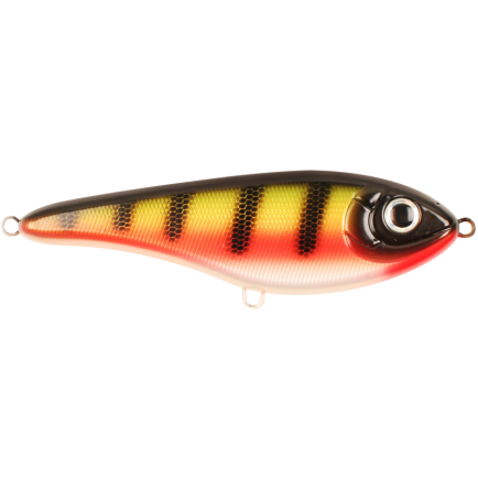 Strike Pro Baby Buster C659 Bloody Perch 10cm/25g