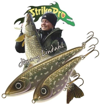 Strike Pro Big Bandit Suspending C199 Jimmy Lindahl 19.5cm/90g