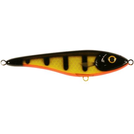 Strike Pro Big Bandit Shallow Runner C504 Black Okiboji Perch 19.5cm/85.5g