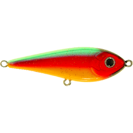 Strike Pro Tiny Buster C038 Parrot 6.8cm/10.3g