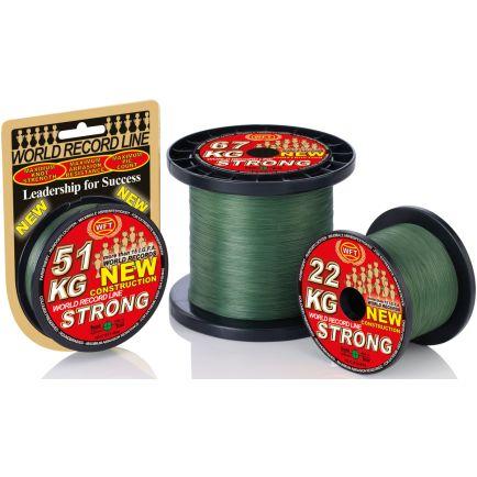 WFT KG Strong Green 0.22mm/32kg/150m
