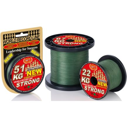 WFT KG Strong Green 0.39mm/67kg/250m