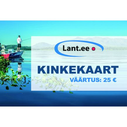 Lant.ee Kinkekaart 25 eurot