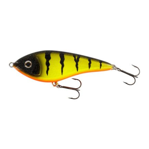 Westin Swim Glidebait Low Floating Fire Perch 10cm/31g