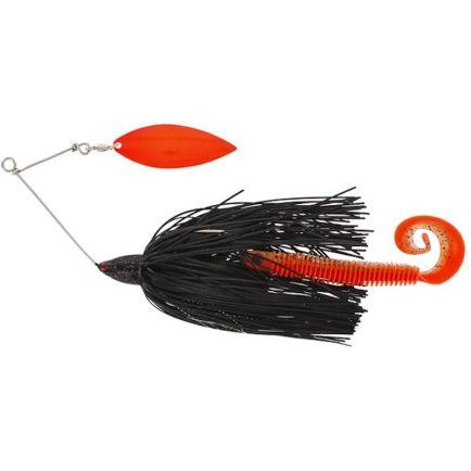 Westin MonsterVibe (Willow) 65g Black Mamba