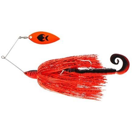 Westin MonsterVibe (Willow) 65g Red Tiger