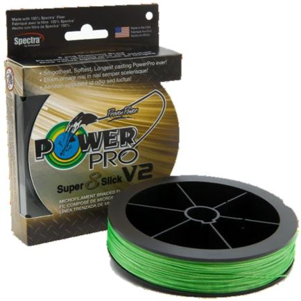 PowerPro Super 8 Slick V2 Aqua Green 0.15mm/10.0kg/135m
