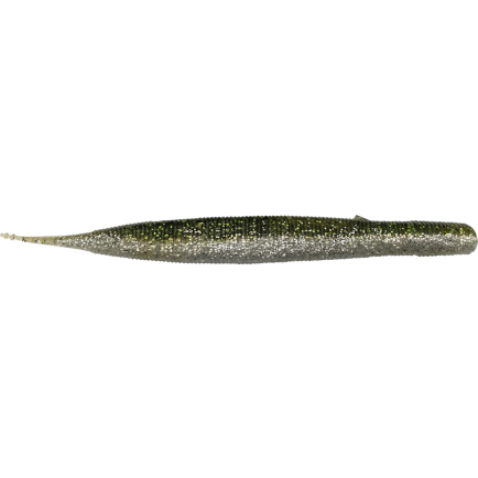 Savage Gear Gravity Stick Pintail Green Silver UV 14cm/15g/6pcs