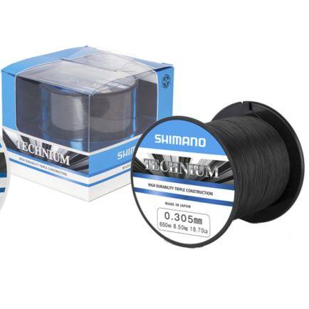 Shimano Technium Grey 0.28mm/7.50kg/300m