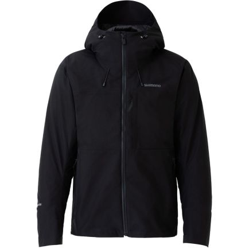 Shimano Gore-Tex Warm Rain Jacket Black size XXL