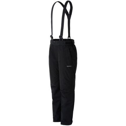 Shimano Gore-Tex Warm Rain Pants Black size XXL