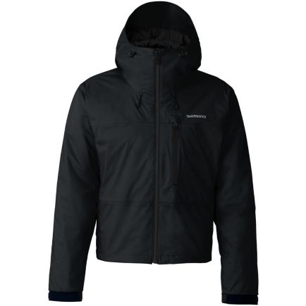 Shimano Durast Warm Short Rain Jacket Black size M