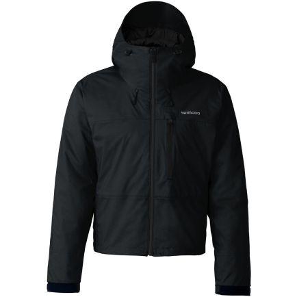 Shimano Durast Warm Short Rain Jacket Black size L