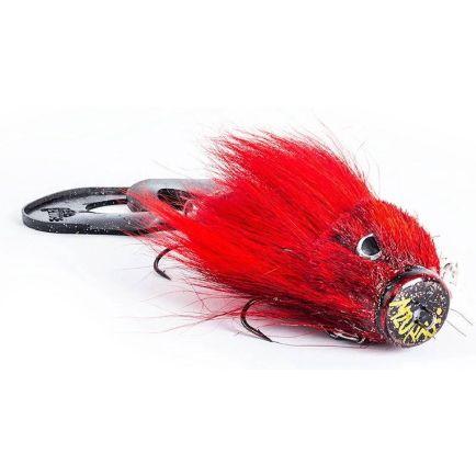 Strike Pro Miuras Mouse Black Red 23cm/95g