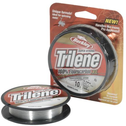 Berkley Trilene 100% fluorocarbon XL 0.14mm/1.9kg/100m