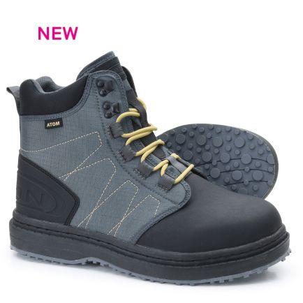 Vision Atom Wading Boots Gummi sole #12/45