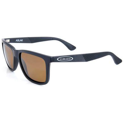 Vision Sunglasses Polarflite ASLAK Brown
