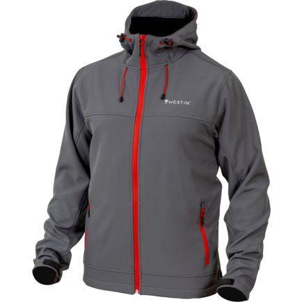 Westin W4 Softshell Jacket size M Steel Grey
