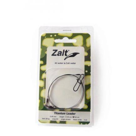 Titanium wire leader Zalt 40cm/18kg